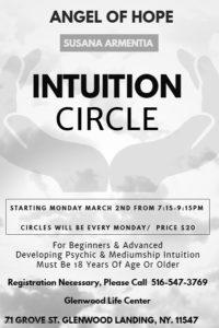 Inutition circle gelnwood life center