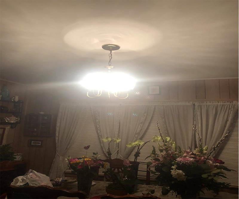 ceiling orbs