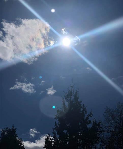 sunlight orbs photos